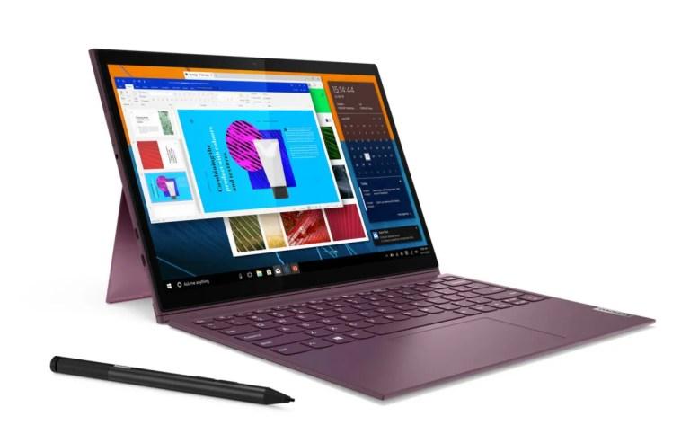 Nuevo Lenovo Yoga Duet 7i