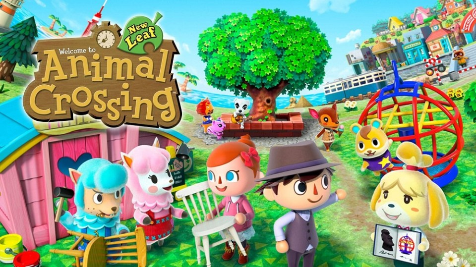Animal Crossing nuevo