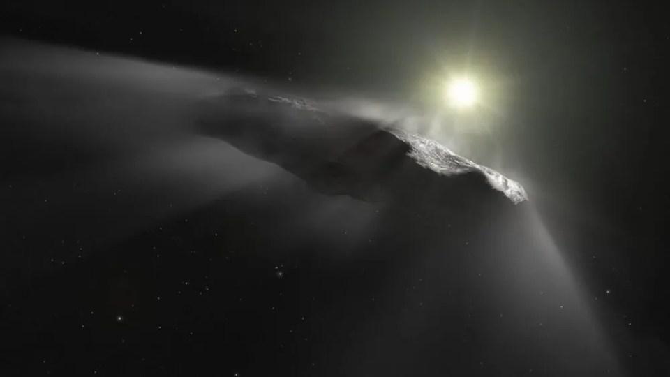 4 objetos en forma de anillo que han detectado en el espacio