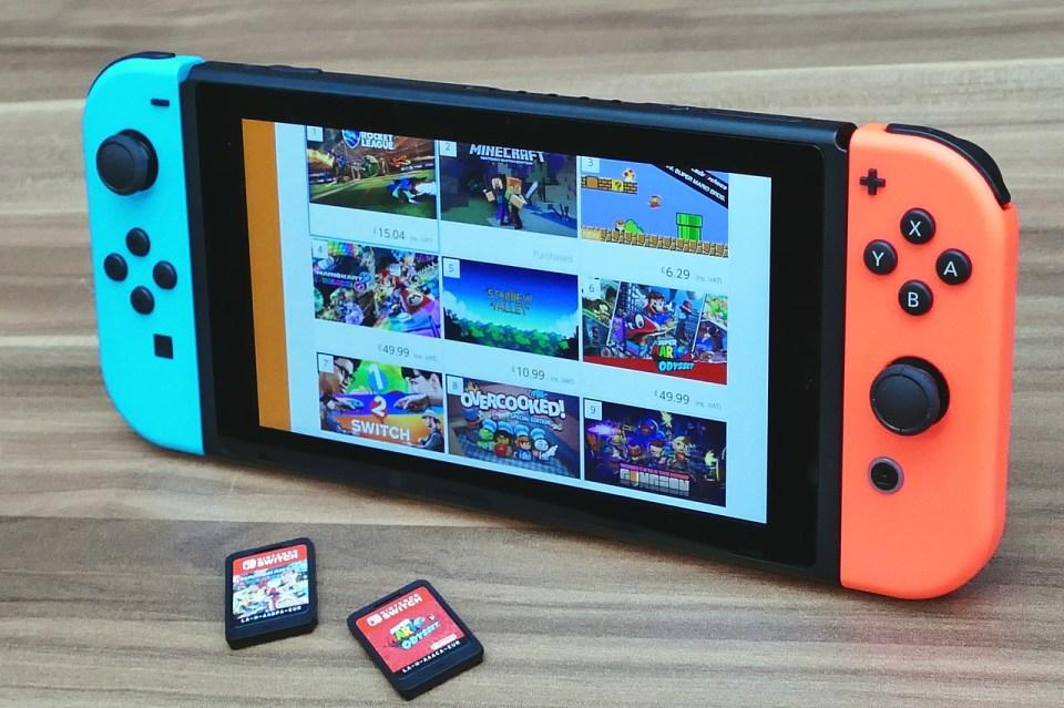 Nintendo Switch y los mejores juegos que puedes comprar