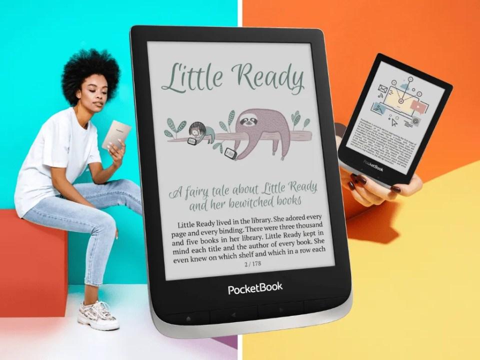 e-reader Pocketbook Color