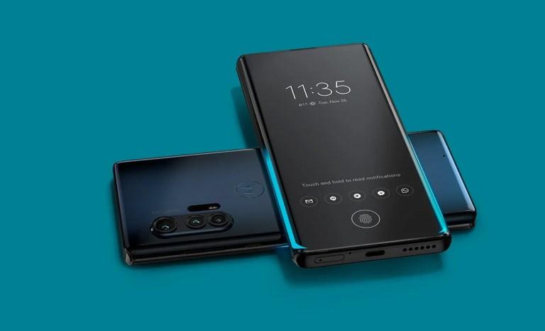 Conoce los nuevos Motorola Edge y Edge+