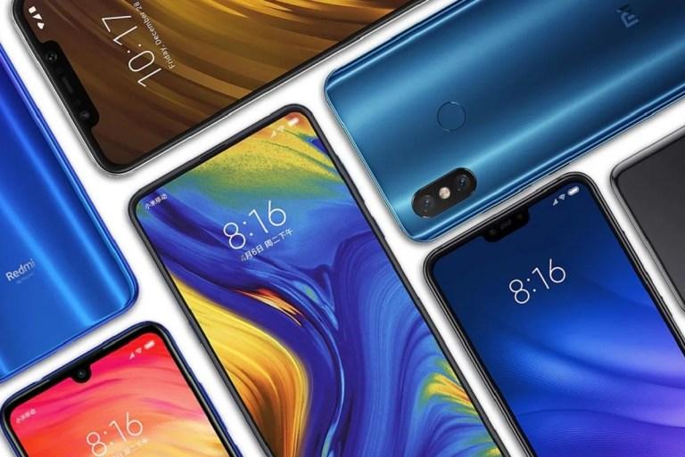 Los mejores móviles Xiaomi de 2020