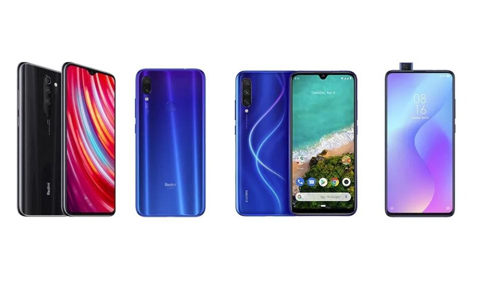Móviles Xiaomi, los mejores del 2020