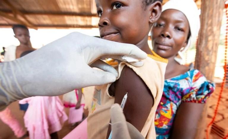 la polio ha sido erradicada en África
