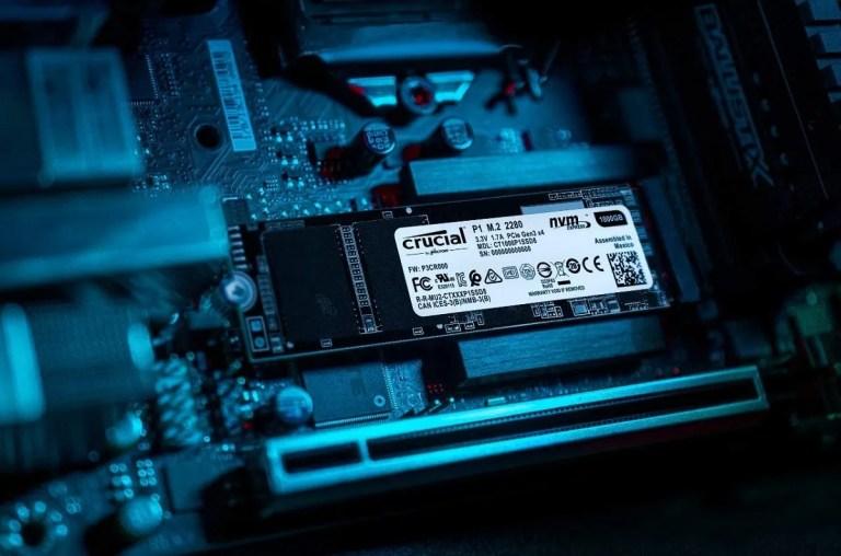 Mejores SSD NVMe por menos de 100 euros