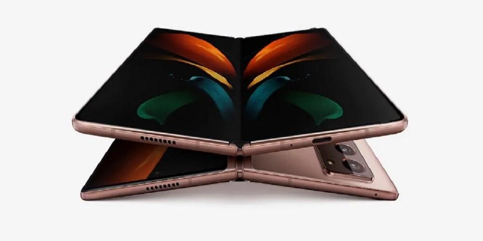 El nuevo dispositivo de Samsung se convierte en tablet
