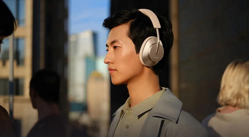 Auriculares Huawei FreeBuds Studio