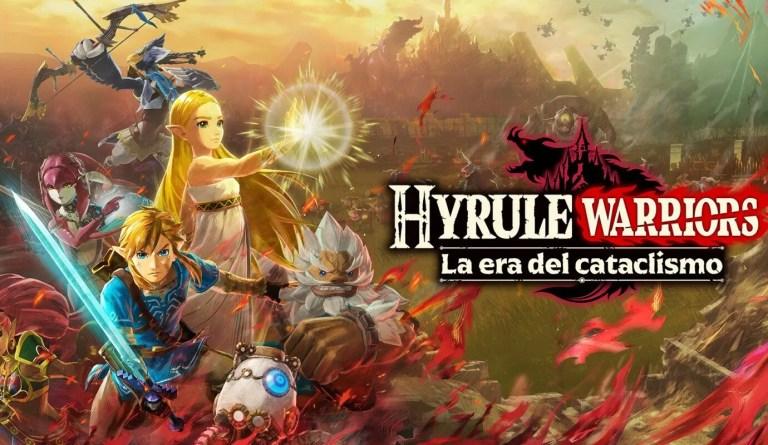 Hyrule Warriors, el nuevo juego de Zelda