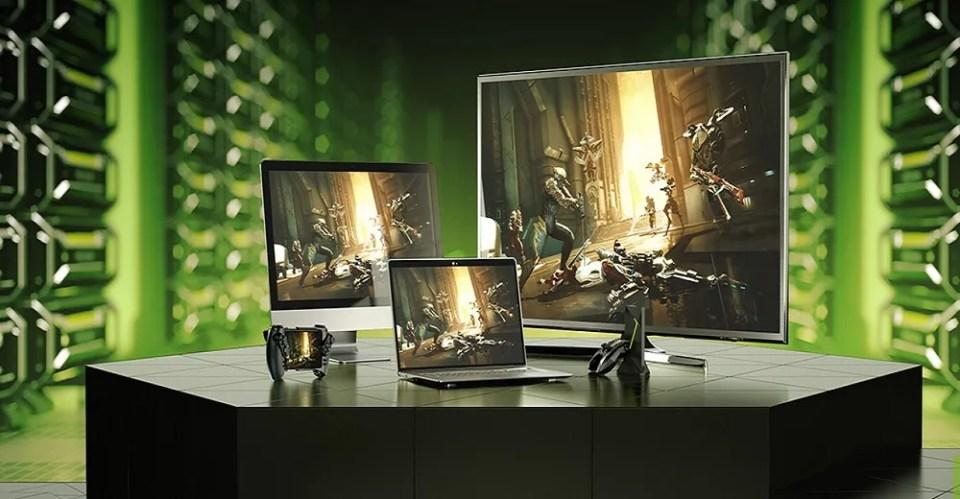 GeForce Now de NVIDIA es una buena opción de plataformas para jugar en streaming