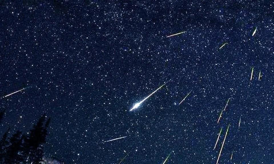 Lluvia de meteoros de Leónidas, uno de los fenómenos astronómicos en 2021