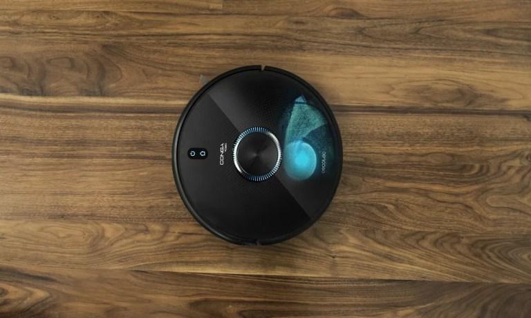 La inteligencia artificial del robot aspirador Conga 7090 lo hacen único en su especie