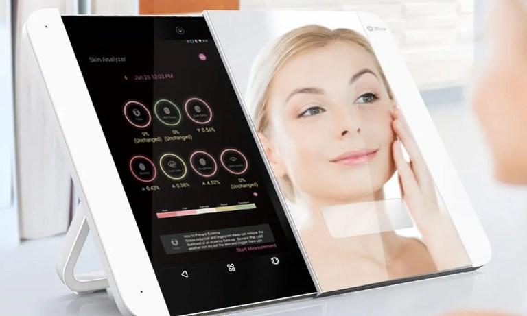 cosmética tecnológica