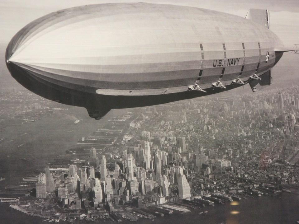 Los dirigibles tal y como los conocemos hoy en día fueron patentados por un colombiano