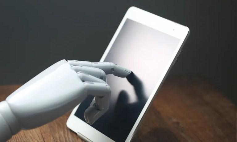 robot sanitarios