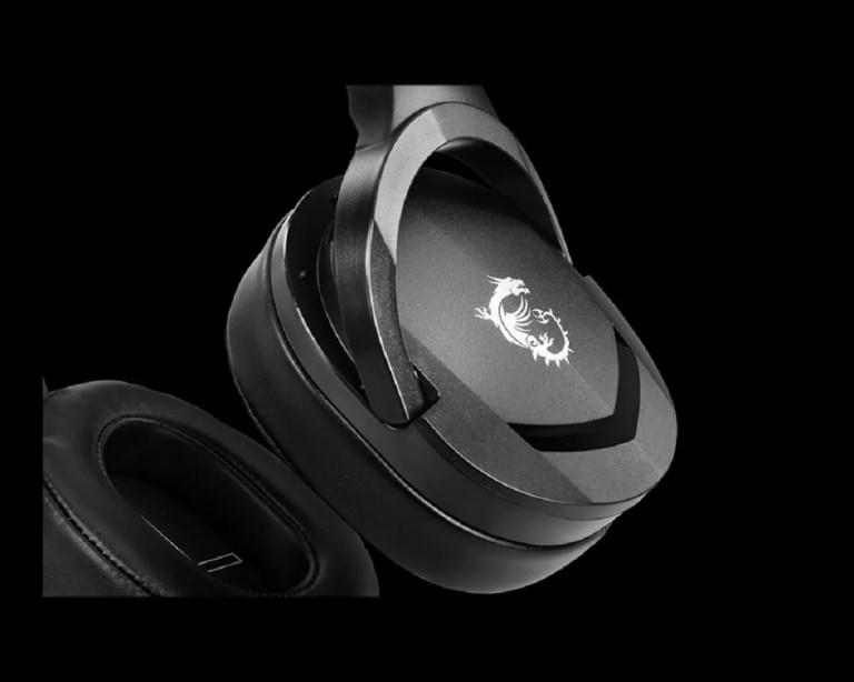 Los auriculares MSI Immerse GH20 son compatibles con todas las consolas