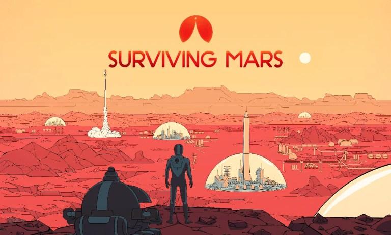 Videojuego Surviving Mars