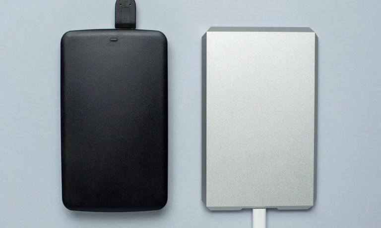 Comparativa de discos duros externos