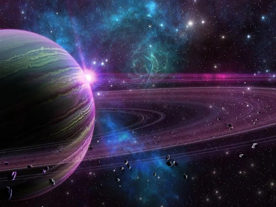 origen de la vida en el polvo de estrellas