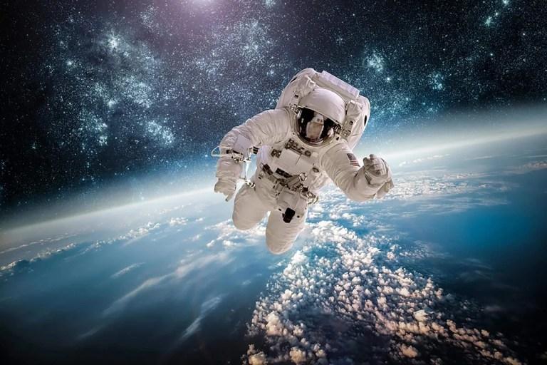 temperatura en el espacio