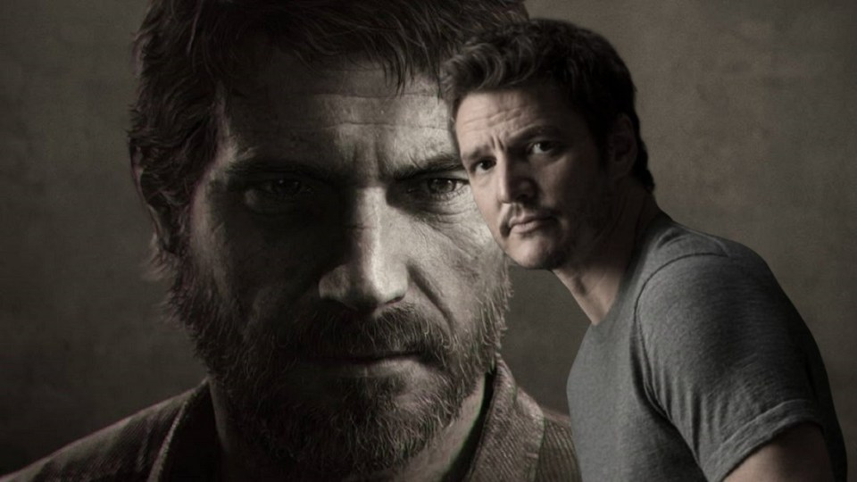 pedro pascal the last of us serie
