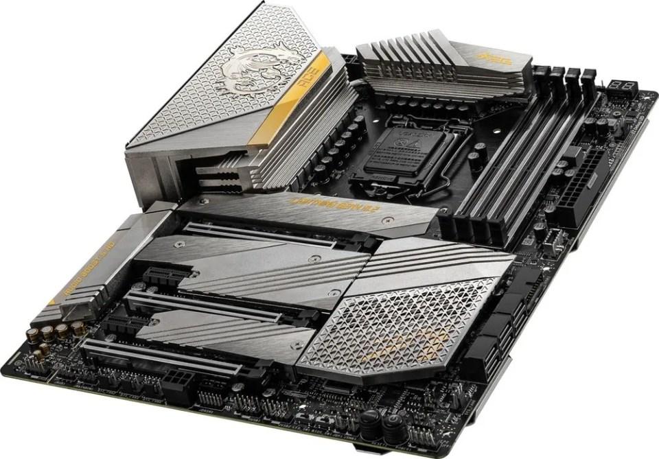 placas base MEG Z590