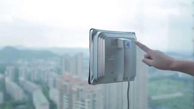 robot limpiacristales