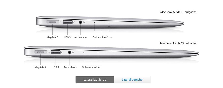 ¿Qué aportan los nuevos Mac Book Air presentados por Apple
