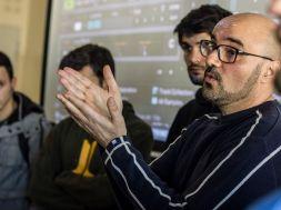 Entrevista Roque Molina autor del libro Yo Traktor 1