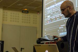 Entrevista Roque Molina autor del libro Yo Traktor 3
