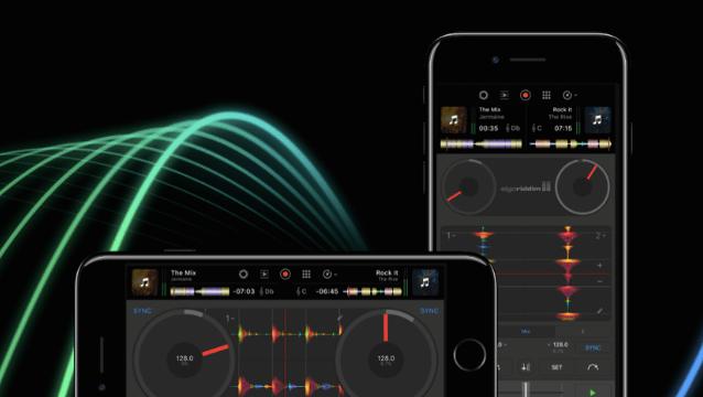 Algoriddim presenta djay Pro para iPhone