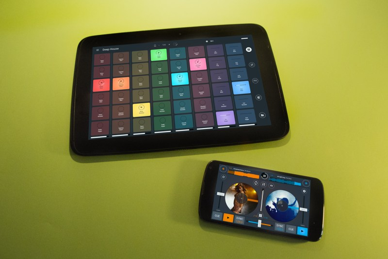 Remixlive for Android with Ableton Link
