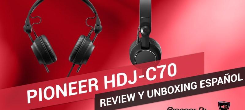 Youtube Pioneer HDJ-C70