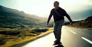 walter mitty skateboard