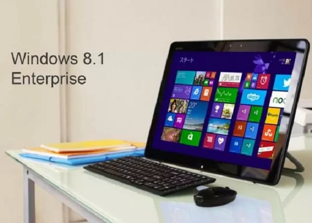 Windows 8.1 Interprise