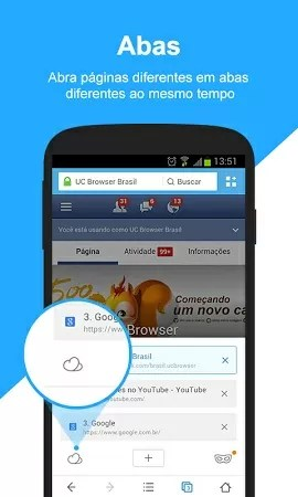 UC Browser abas