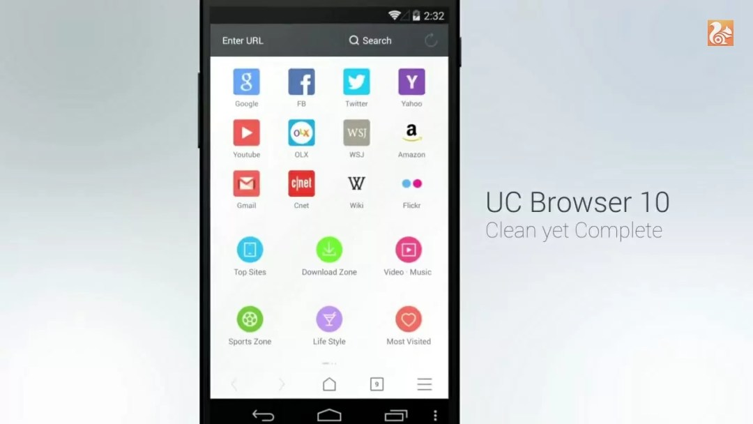 UC Browser 10