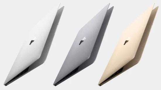 nuevo macbook colors