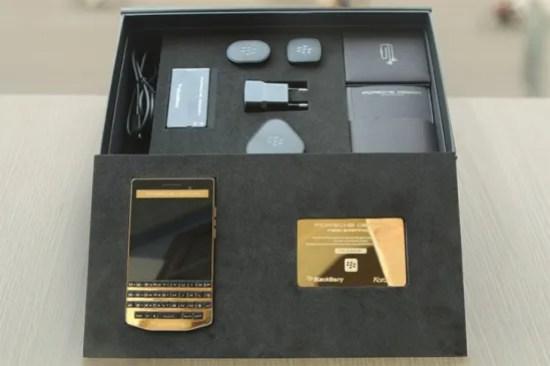 BlackBerry- Porsche-oro-tecnologia-geek