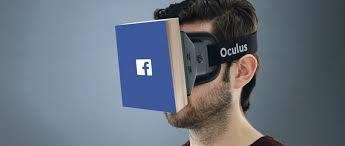 Facebook-realidad virtual