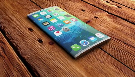 IPhone 8- pantalla-OLED