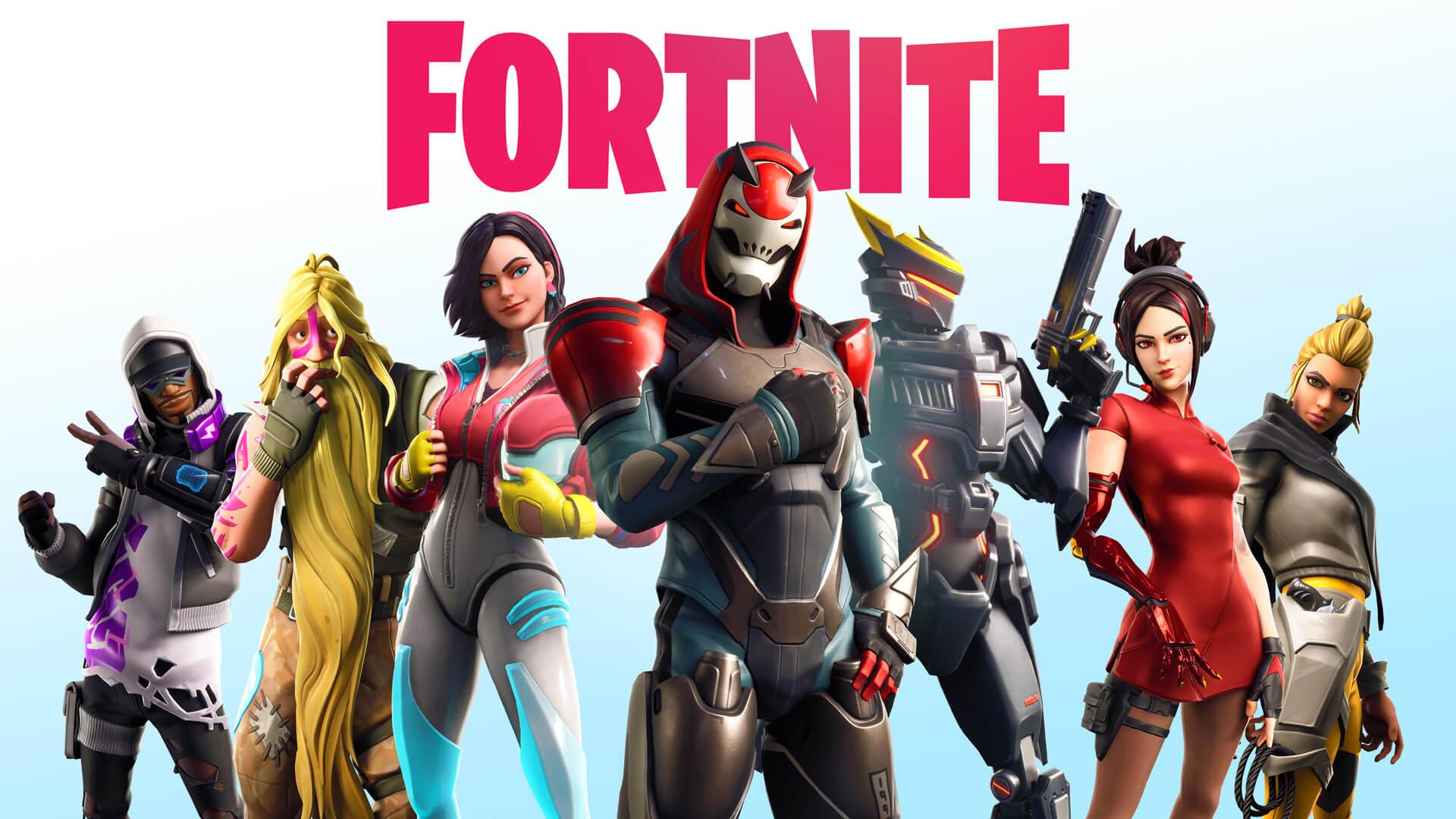 Fortnite-juegos