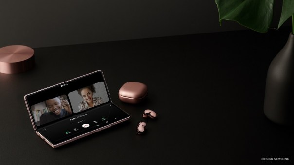 Samsung Galaxy Z Fold2 -buds