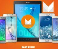 Lista de dispositivos Samsung en recibir Android 6.0 Marshmallow