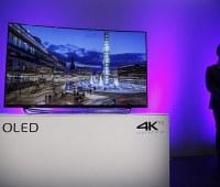 Panasonic presenta sus nuevos televisores 4K