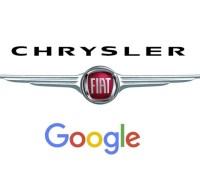 Fiat Chrysler y Google se asocian para construir minivans de Auto-Conducción