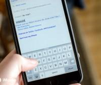 iOS mantiene a otros teclados lejos de la grandeza
