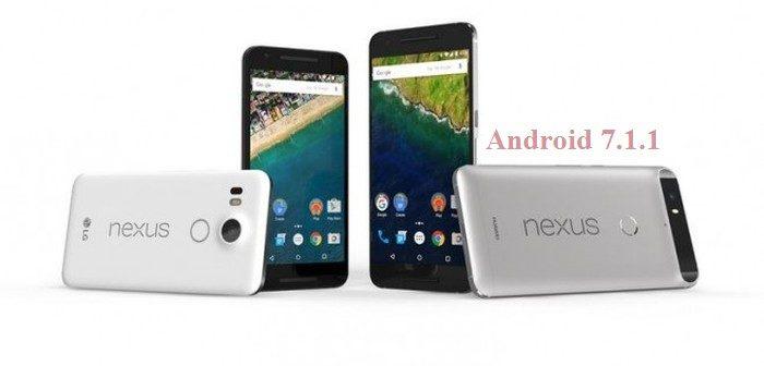 nexus 6 android 7.1.1