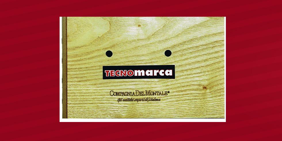 grabado láser jamonera Compagnia del  Montale