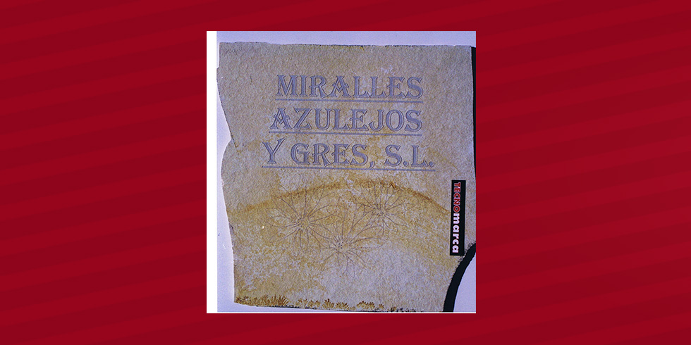 grabado láser piedra Miralles